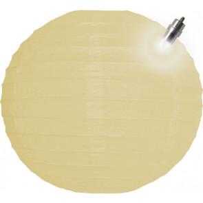 Lanterna di carta 30cm bianco