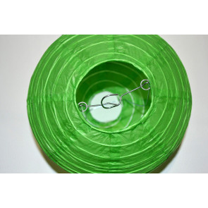 Lanterna di carta 50cm verde