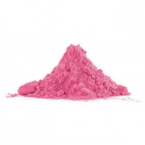 Polvere colorata holi rosa