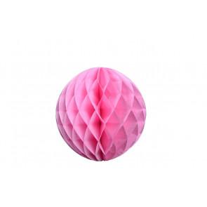 Palla a nido d'ape Honeycomb rosa 30cm