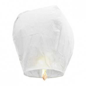 Lanterna Volante Bianca
