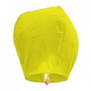 Lanterna Volante Gialla